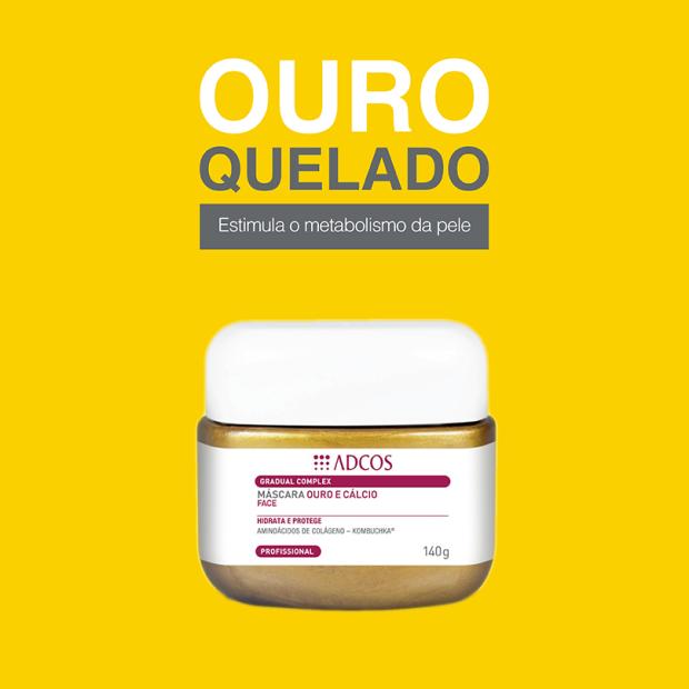 MASCARA DE OURO E CALCIO-7